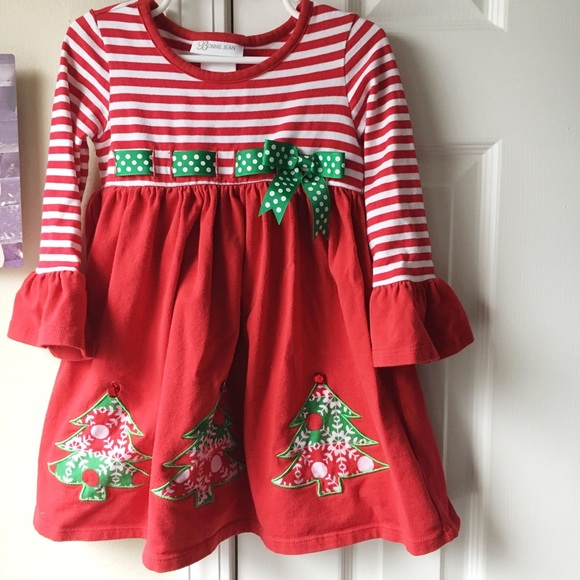 69fa0af1885 Bonnie Jean Dresses | Christmas Dress | Poshmark